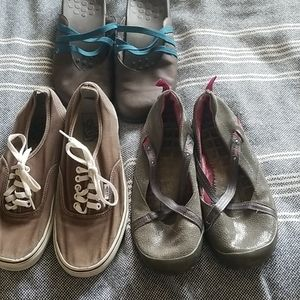 Lot of shoes size 9